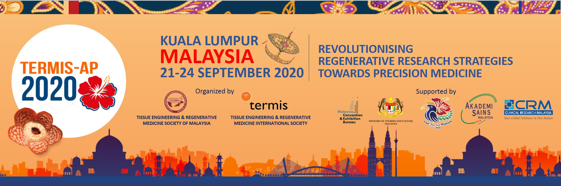 TERMIS - AP Chapter 2020 Conference - Malaysia